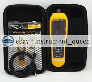 Fluke 805 Vibration Meter mechanical troubleshooting and maintenance F805