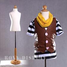 Children Mannequin Manequin Manikin Dress Form Display Hard Foam #C6/8T