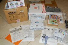 Couronne tchécoslovaque modèle Dreamcast système modèle neuf de la Marque FULL BOX SET MAZIORA Pearl Pink RARE