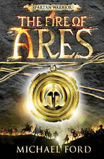 The Fire of Ares: Spartan 1 by Michael Ford (Paperback, 2008)