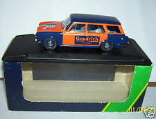ELIGOR SIMCA 1500 BREAK GOODRICH BLEU ORANGE BOX 1/43