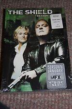 The Shield - Complete Fourth Season (DVD, 2008)