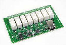 Eth008-Ethernet relais module