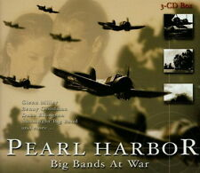 Pearl Harbor Big Bands At War (Glenn Miller, Larry Franco) 3 CD-Set mit Booklet