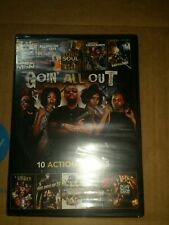 Goin' All Out 10 Action Movies 2 Dvds : lost money, chop shop, rap war one New