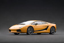 AutoArt 1:43 Lamborghini Gallardo Superleggera (Borealis Orange) 54611