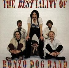 Bonzo Dog Band The Bestiality Of CD NEW SEALED 1990 I'm The Urban Spaceman+
