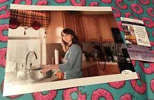 Courtney James Clark Hand Signed Autographed 8x10 Photo w/ JSA COA
