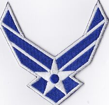 Air Force - New Logo - Iron or Sew-On Patch