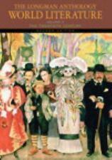 Damrosch World: The Longman Anthology of World Literature Vol. F : The Twentiet…