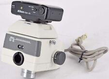 Nikon U Iii Multi Point Sensor System Unit With Fdx 35 Camera Microscope System