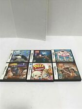 Lot of 10 Nintendo Ds Video Games-Not Tested