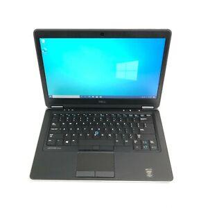"""Dell Latitude E7440 14"""" Core i5 4300U 1.90GHz 8GB RAM 256 GB SSD Win 10 Pro"""