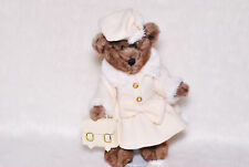 Vintage Collectible Dandee Collector's Choice Wool Coat Winter Teddy Bear