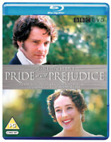 Pride and Prejudice Blu-Ray (2008) Colin Firth, Langton (DIR) cert PG 2 discs