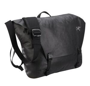 Arc'teryx Granville 16L Courier Messenger Black Bag