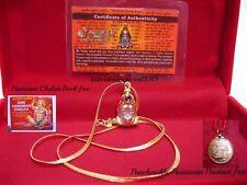 Shri Panchmukhi Hanuman Chalisa Yantra Pendant Hanuman Kavach With Best Two Gift