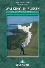Walking in Sussex Long Distance and Day Walks by Reynolds, Kev ( Author ) ON May