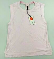 Vimmia Womens Yoga Apparel Serenity T Back Tee Rosewater Size Small
