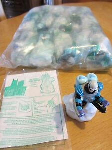 13 Mr. Freeze Taco Bell Water Squirter Toys - quantity 13 bagged individually