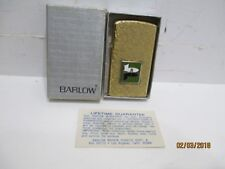 BP OIL LIGHTER IN ORIGINAL BOX MADE BY BARLOW excellent condition
