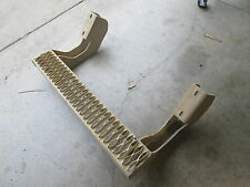 """Used Aluminum Foot Step, Underside Mount, 32"""" Wide, for MRAP Military Vehicle?"""