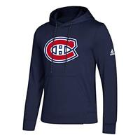 Montreal Canadiens NHL Men's Goalie Pullover Hooded Sweatshirt