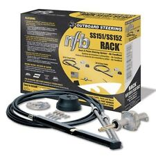 NFB Pro Rack Outboard Dual Cable Steering System 13' SS15213