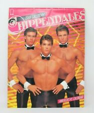 1990  MINT Condition 3 CHIPPENDALES VINTAGE NEW CALENDARS 1988-1989