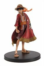 Banpresto One Piece 6.7-Inch 15th Edition Luffy DXF The Grandline Men Vol. 3
