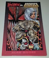 VIOLATOR VS. BADROCK: Rocks & Hard Places  (Image 1995 TPB TP GN ~ Alan Moore)