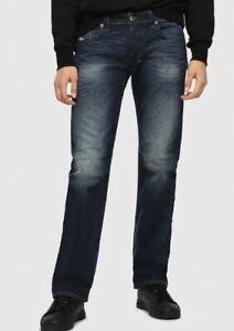 DIESEL Larkee 0853R Straight Fit Jeans W32 L34