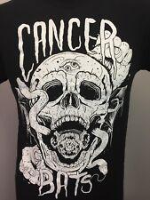 Men's Cancer Bats T Shirt Black Medium Metal Hard Rock Alexisonfire M