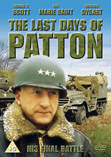 DVD:THE LAST DAYS OF PATTON - NEW Region 2 UK