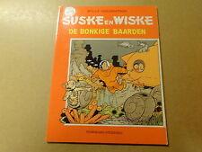 STRIP / SUSKE EN WISKE 206: DE BONKIGE BAARDEN | 1ste druk