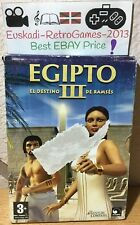 """""""EGIPTO III 3 : EL DESTINO DE RAMSES"""" (COMPLETO) / PAL ESP. / PC"""