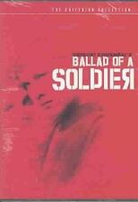 Criterion Collection Ballad of a Soldier 037429167922 DVD Region 1
