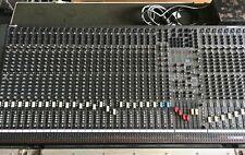 Spirit 32 channel audio mixer by Soundcraft