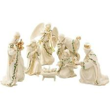 Lenox  7 piece Miniature NATIVITY set ~  Holy Family Christmas Holiday NIB