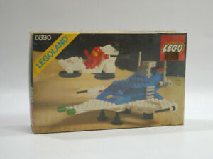 LEGO Space Classic 6890 Cosmic Cruiser Shrink-wrapped Original Vintage MISB!!