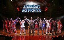 2x Starlight Express am Mittwoch, 23.12.2020 um 18:30 Uhr - Reihe 5, PK2 ! ! !