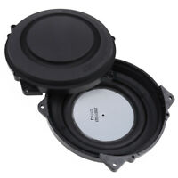 2PCS Passive Radiator 120mm Woofer Speaker Bass Membrane Vibration Accessories