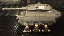 Custom MCS Tiger 2 Panzer with Crew (KING TIGER)