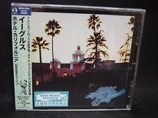 EAGLES Hotel California JAPAN CD James Gang Jackson Browne Poco Bruce Hornsby