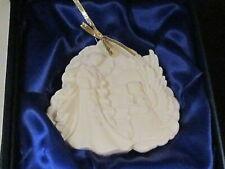 Roman 1993 Peace On Earth Angel Ornament Millennium Series #3 Box & Coa Ltd Ed