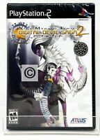 Shin Megami Tensei Digital Devil Saga 2 - PS2 - Brand New | Factory Sealed