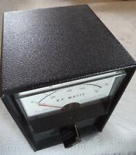 Used Drake R.F. Wattmeter Model W-4