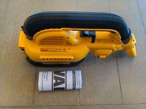 DeWalt 20-Volt MAX Lithium-Ion 1/2 Gal. Wet/Dry Portable Vacuum (Tool Only)