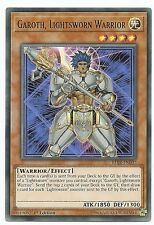 Garoth, Lightsworn Warrior BLLR-EN037 Ultra Rare Yu-Gi-Oh Card English Mint New