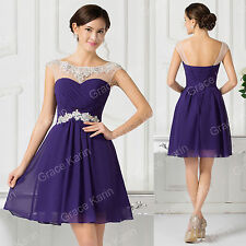 Short Homecoming Dress Wedding Bridesmaid Evening Party Ball Gown Prom Dresses .